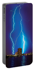New Upload Portable Battery Charger by Quinn Sedam