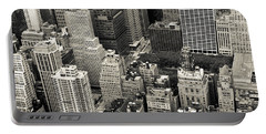 New York 1 Portable Battery Charger
