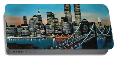 New York 910 Portable Battery Charger