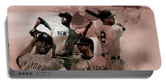 New York Baseball  Portable Battery Charger by Gull G