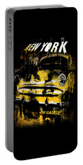 New York Cab Portable Battery Charger
