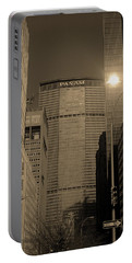 New York City 1982 Sepia Series - #7 Portable Battery Charger