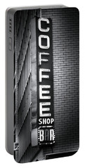 New York City Coffee House Portable Battery Charger