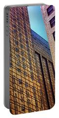 New York City Skyscraper Art 3 Portable Battery Charger