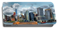 New York City Staten Island Ferry Portable Battery Charger