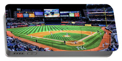 New York City Yankee Stadium Portable Battery Charger