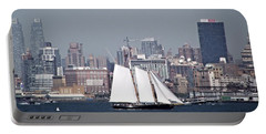 New York Portable Battery Charger by David and Lynn Keller