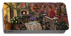 New York Evening Portable Battery Charger