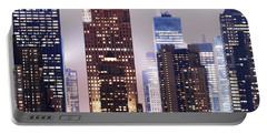 New York Skyscrapers Portable Battery Charger