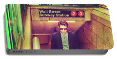 New York Subway Station Portable Battery Charger