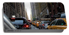 New York Traffic Portable Battery Charger