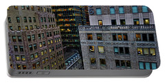 New York Windows Portable Battery Charger