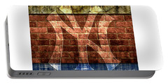 New York Yankees Brick 2 Portable Battery Charger