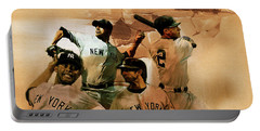 New York Yankees  Portable Battery Charger by Gull G