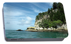 Portable Battery Charger featuring the photograph New Zealand Beauties by Yurix Sardinelly