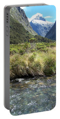 New Zealand Landscape 2 Portable Battery Charger