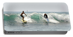 New Zealand Surf Portable Battery Charger