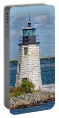 Newport Harbor Lighthouse Portable Battery Charger