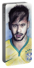 Neymar Portable Battery Charger