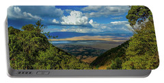 Ngorongoro Crater Portable Battery Charger