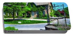 Niagara Falls Botanical Garden Y1 Portable Battery Charger