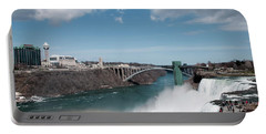 Niagara Falls New York Portable Battery Charger