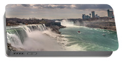 Niagra Waterfalls Portable Battery Charger