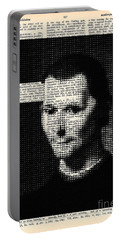 Niccolo  Machiavelli Portable Battery Charger