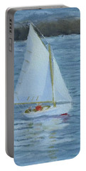Nice Day For A Sail Portable Battery Charger
