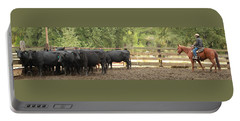 Nick Shipping Cattle Portable Battery Charger
