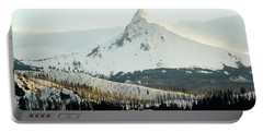 Nick's Signature Winterscape Portable Battery Charger
