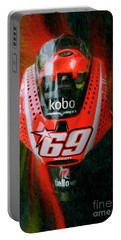 Nicky Hayden's Motogp Ducati Portable Battery Charger