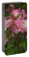 Nicole Roses Portable Battery Charger