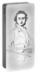 Nicolo Paganini (1782-1840) Portable Battery Charger