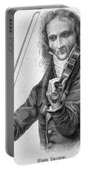 Nicolo Paganini Portable Battery Charger