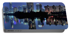 Night Lights Austin Texas 2016 Portable Battery Charger
