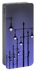 Night Lights Portable Battery Charger