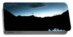 Night Sky Himalayas Tibet Yantra.lv Portable Battery Charger