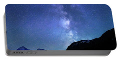 Night Sky In David Thomson Country Portable Battery Charger