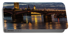 Night Thames Mood Portable Battery Charger