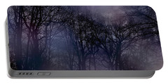 Nightfall In The Woods Portable Battery Charger