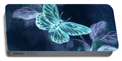 Nightglow Butterfly Portable Battery Charger