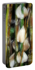 Nightly Bamboo Jungle Portable Battery Charger