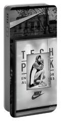 Nike Display Street Photo Black Retail Store  Portable Battery Charger