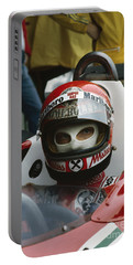 Niki Lauda. 1977 Austrian Grand Prix Portable Battery Charger