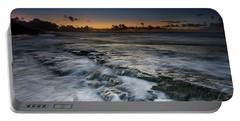 Nimitz Beach Sunrise Portable Battery Charger