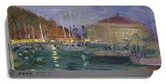Nite Avalon Harbor - Catalina Island Portable Battery Charger