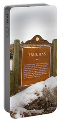 Nm-024 Truchas Portable Battery Charger