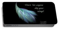 Wings Portable Battery Charger