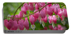Bleeding Heart Portable Battery Charger